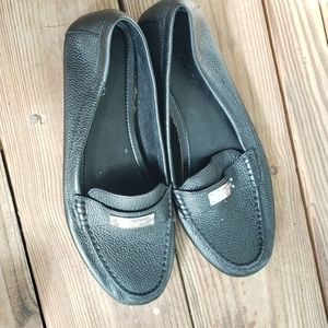 Coach loafer/ moccasin US 9B